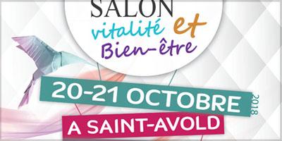 Salon vitalité et bien-être Saint-Avold 2018